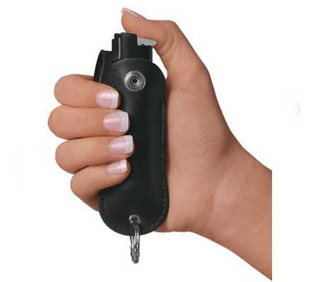 mace black holster spray