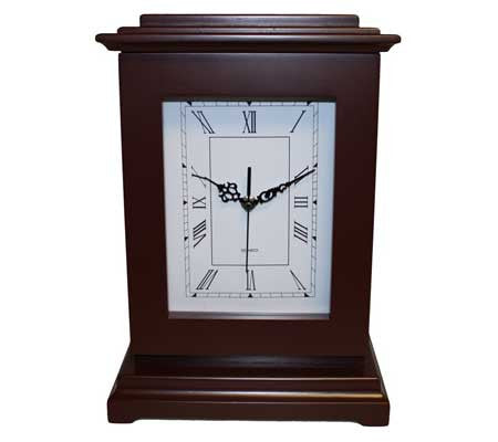Mantel Clock Zone Shield Hidden Camera