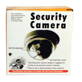 mini fake dome securtiy surveillance camera