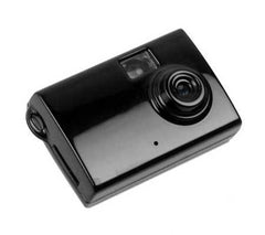 Mini motion activated camera.