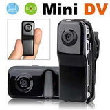 voice activated mini spy camera dvr - video and audio