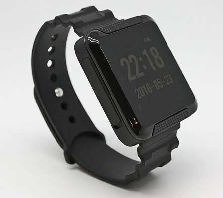 HD LawMate Smartwatch Style Spy Camera DVR