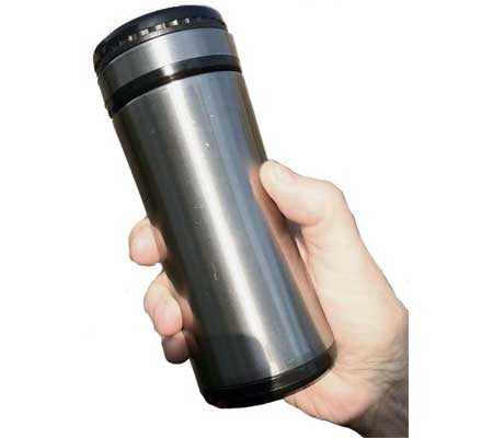 HD Covert Travel Mug High Definition Spy Camera