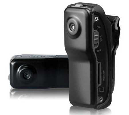 Mini (Sound - Audio) Voice Activated Spy Camera