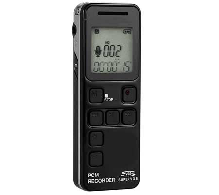 Voice - Phone Recorder - Easy To Use - All-In-One