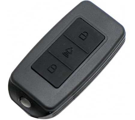 Hidden Voice Recorder - Car Key FOB Remote