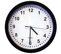 HD Wi-Fi Wall Clock Hidden Security Camera (Internet)
