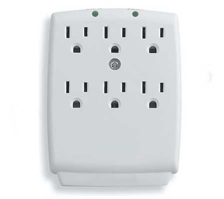 Wall Outlet hidden security camera