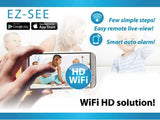 HD Wi-Fi Bluetooth Stereo Hidden Security Camera (Internet)