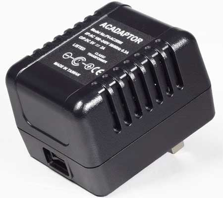 HD Hidden Wi-Fi Power Adapter Spy Camera