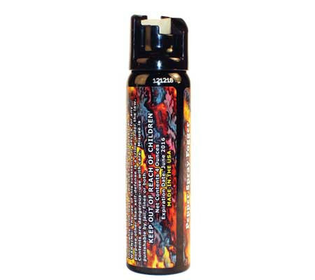 Pepper Spray Fogger - WildFire 18% 4 oz.