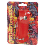 Wholesale 18% Pepper Spray - 12 Holster Mixed Colors