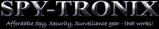 Spy-Tronix Security Warehouse