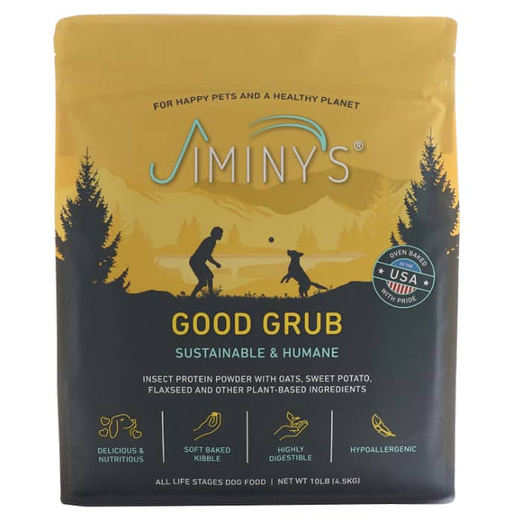 Jiminy's Good Grub All Life Stage Dog Food