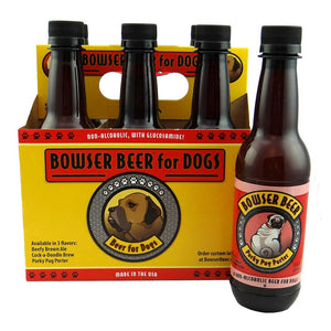 Beer for dogs 6 pack