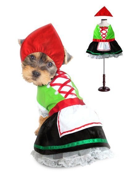Alpine Girl Dog Costume - Really Good Pets Shop - Costume -  - PuppeLove