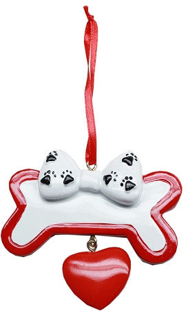 Cutie Paw Dog Christmas Ornament - Really Good Pets Shop - New Products -  - Mirage Pet Products