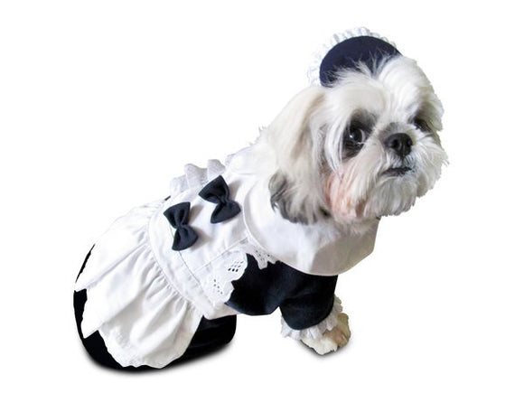 French Maid Dog Costume - Really Good Pets Shop - Costume -  - PuppeLove