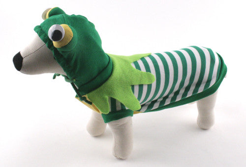 Frog Dog Costume - Really Good Pets Shop - Costume -  - PuppeLove