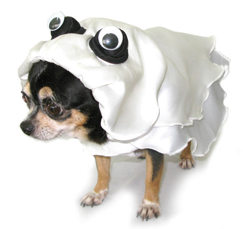 Ghost Dog Costume - Really Good Pets Shop - Costume -  - PuppeLove