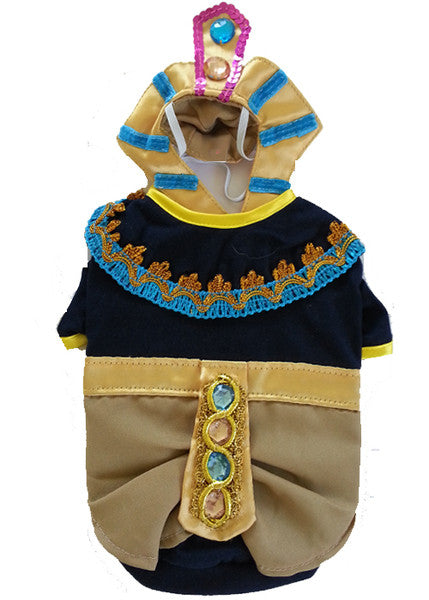 King Tut Dog Costume - Really Good Pets Shop - Costume -  - PuppeLove