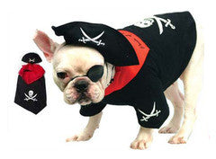 Pirate Dog Costume - Really Good Pets Shop - Costume -  - PuppeLove