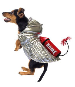 Rocket Space Dog Costume - Really Good Pets Shop - Costume -  - PuppeLove