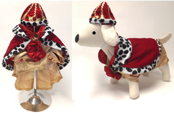 Royal King Dog Costume - Really Good Pets Shop - Costume -  - PuppeLove