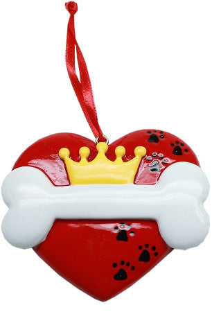 Royal Dog Christmas Ornament - Really Good Pets Shop - New Products -  - Mirage Pet Products