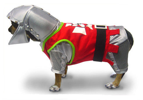 Sir Barks A Lot Knight Dog Costume - Really Good Pets Shop - Costume -  - PuppeLove