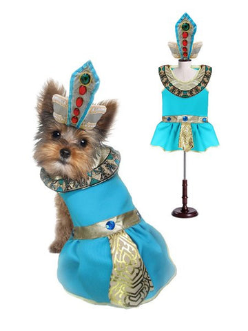 Cleopatra Dog Costume - Really Good Pets Shop - Costume -  - PuppeLove