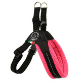 Mesh Neon Adjustable Belly Tre Ponti Dog Harness - Really Good Pets Shop - Harness - 1 / Pink - Tre Ponti - 6