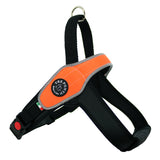 Primo Large Dog Tre Ponti Harness - Really Good Pets Shop - Harness - Medium / Orange - Tre Ponti - 7