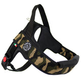 Primo Plus Large Dog Tre Ponti Harness - Really Good Pets Shop - Harness - Medium / Camo - Tre Ponti - 5