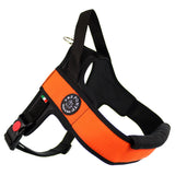 Primo Plus Large Dog Tre Ponti Harness - Really Good Pets Shop - Harness - Medium / Orange - Tre Ponti - 4