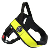 Primo Plus Large Dog Tre Ponti Harness - Really Good Pets Shop - Harness - Medium / Yellow - Tre Ponti - 3