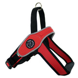 Primo Large Dog Tre Ponti Harness - Really Good Pets Shop - Harness - Medium / Red - Tre Ponti - 5