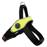 Primo Large Dog Tre Ponti Harness - Really Good Pets Shop - Harness - Medium / Yellow - Tre Ponti - 4