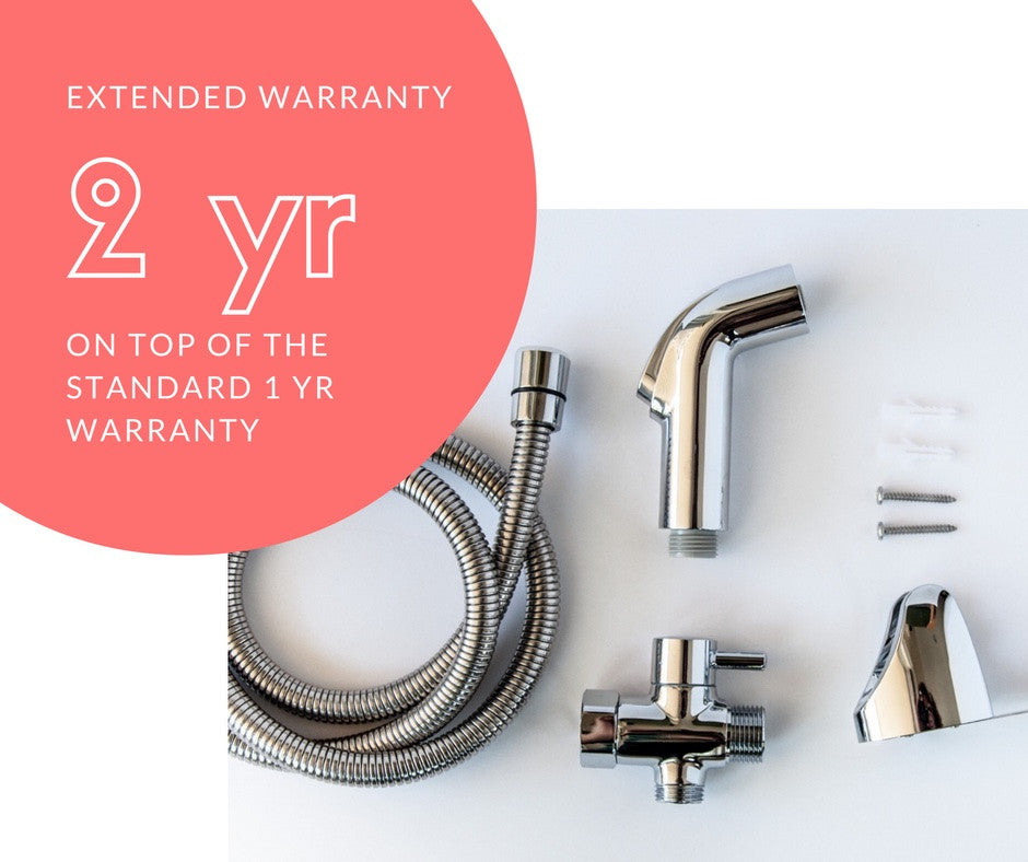 Extended Warranty (additional 2 years)