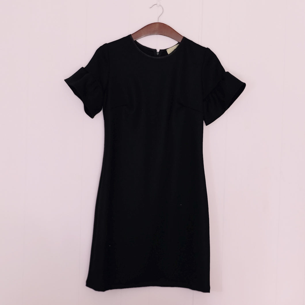 Bloom Dress // Black