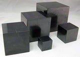 Shungite Unpolished Cube 1-1/4 inch