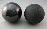 Shungite Unpolished Sphere 42 mm