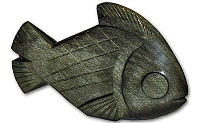 Figurine Carving - Fish