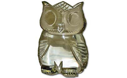 Figurine Carving - Owl