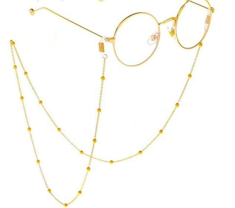 The Accessory Collection: Facemask or Sunglasses Necklace Lanyard