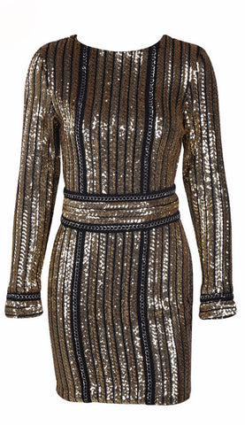 On Second Thought: Sequin Mini Dress