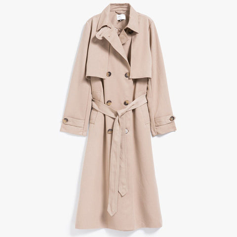On Second Thought: Khaki Trench Coat