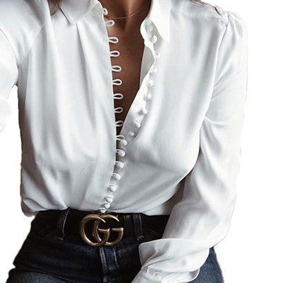 On Second Thought: Classic White Button Down