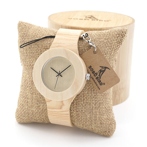 The Accessory Collection: Wood Grain Watch
