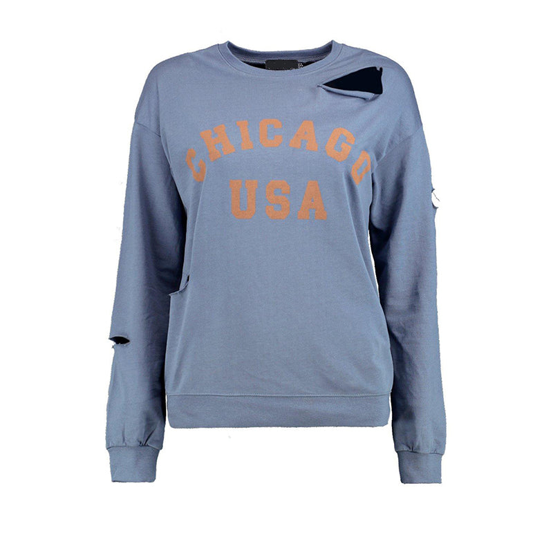 On Second Thought: Chicago USA Holy Sweatshirt